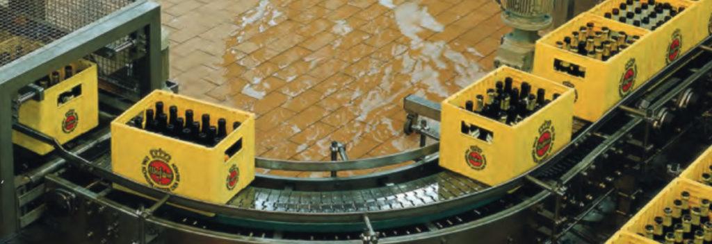 Industriefliesen für Brauereien